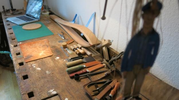 be-cause blog leather workshop ott workbench 357