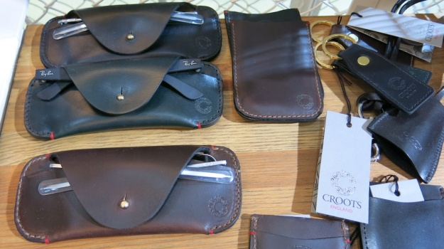 Croots England Bags English Briddle Leather Horween  625