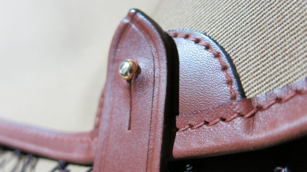 Croots England Bags English Briddle Leather Horween  630