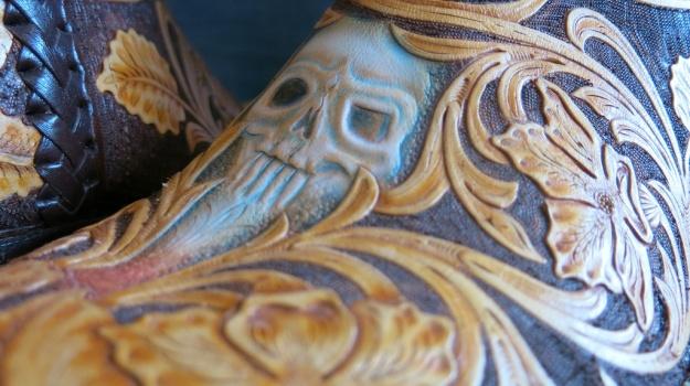 Custom Leather Armin Dobstetter Ellwangen Workshop 887