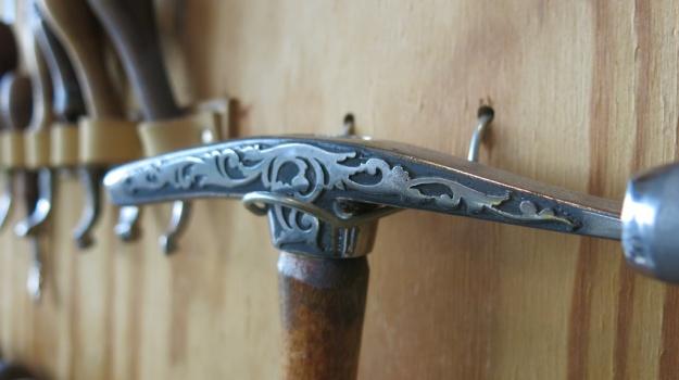 Custom Leather Armin Dobstetter Ellwangen Workshop 901