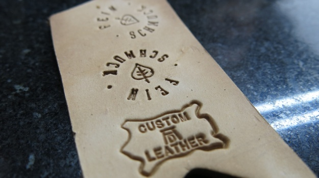 Custom Leather Armin Dobstetter Ellwangen Workshop 903