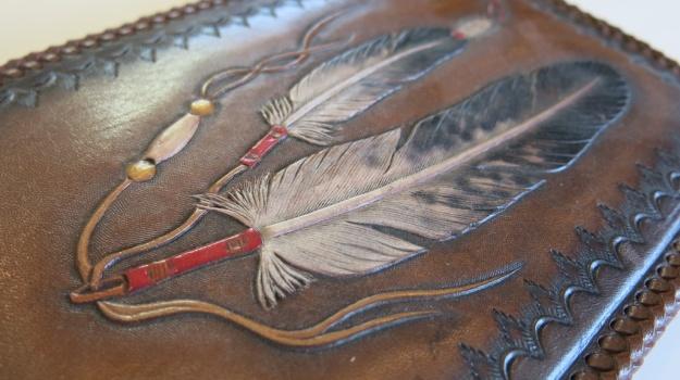 Custom Leather Armin Dobstetter Ellwangen Workshop 908