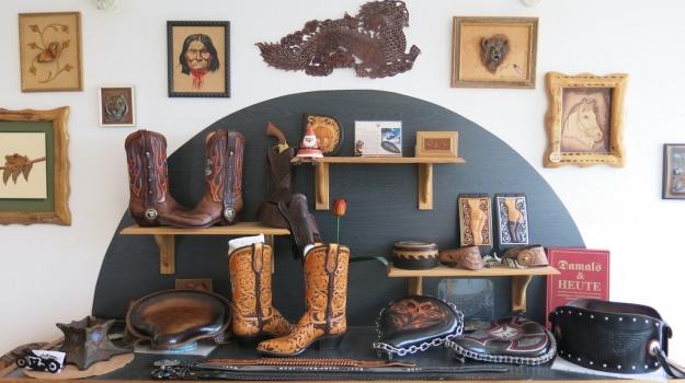 Custom Leather Armin Dobstetter Ellwangen Workshop 913