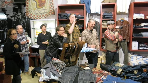 Denim Seminar Pike Brothers @ Kings and Bastards  064