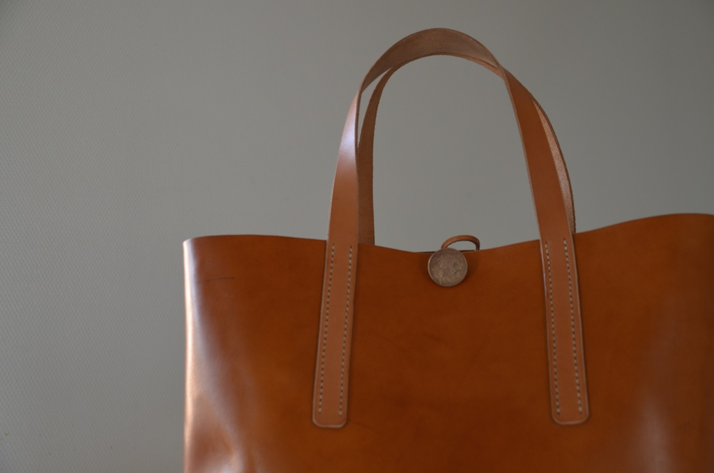 10b780032a Leather Tote bag Tote Bag - be-cause-blog 019 ...
