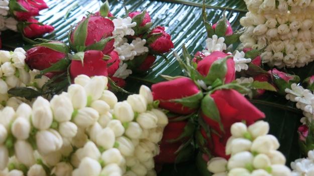 Flowermarket Bangkok Thailand 078