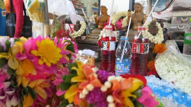 Flowermarket Bangkok Thailand 080