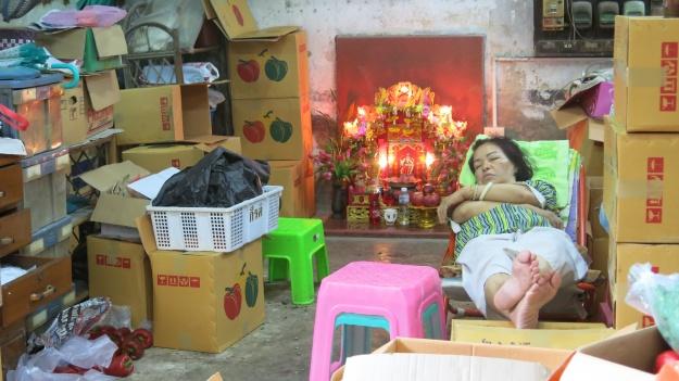 Flowermarket Bangkok Thailand 086