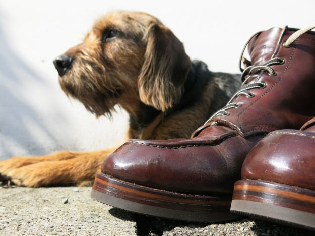 Red Wing 1908 Resole by Werner Sibla bespoke shoemaker 098