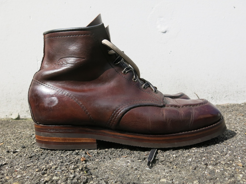 resole of my red wings 1908 by werner sibla be cause style