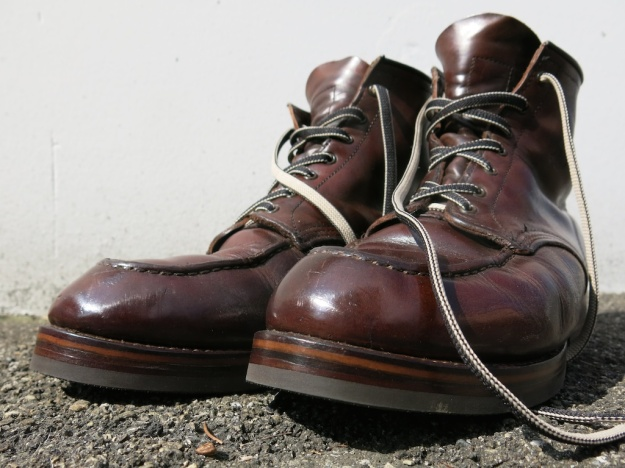 Red Wing 1908 Resole by Werner Sibla bespoke shoemaker 106