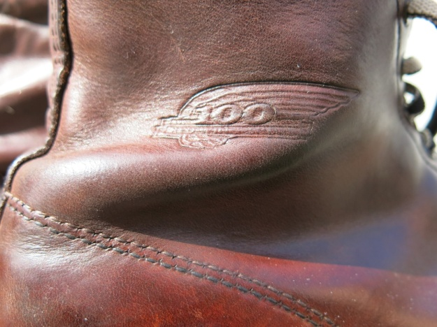 Red Wing 1908 Resole by Werner Sibla bespoke shoemaker 108