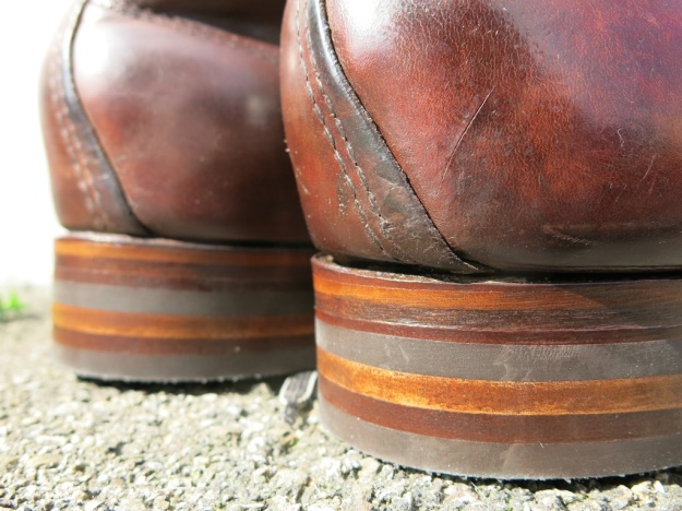 Red Wing 1908 Resole by Werner Sibla bespoke shoemaker 109
