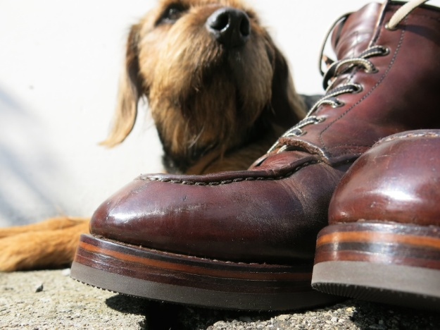 Red Wing 1908 Resole by Werner Sibla bespoke shoemaker 110