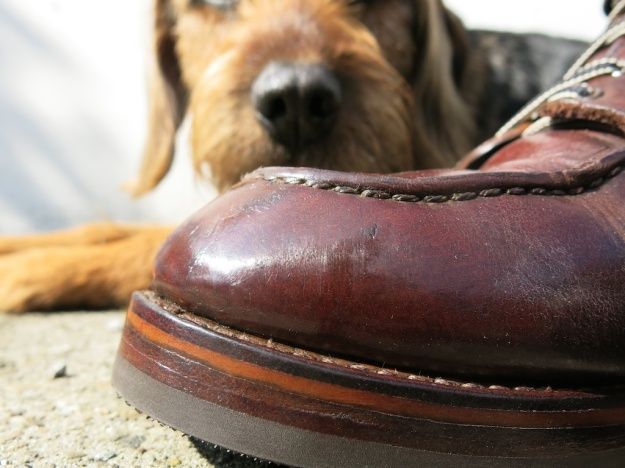 Red Wing 1908 Resole by Werner Sibla bespoke shoemaker 111