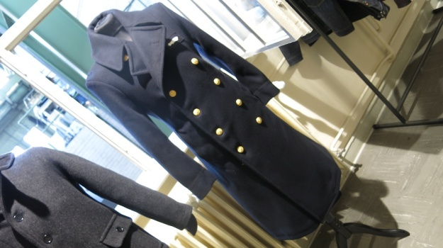 Real Mc Coys Naval Coat