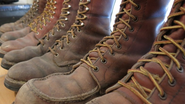 Red Wing Shoes Frankfurt Archive Deadstock Catalogue 354