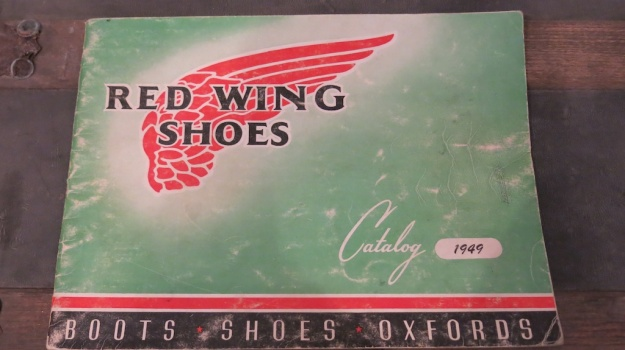 Red Wing Shoes Frankfurt Archive Deadstock Catalogue 358