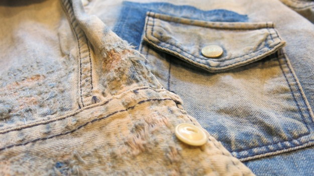 Scarti Lab Art on Garments made in Italy  430