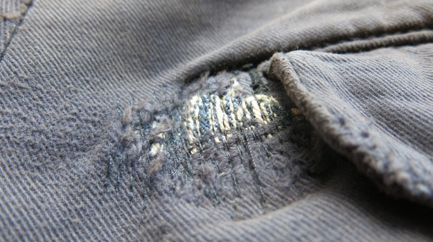 Scarti Lab Art on Garments made in Italy  435