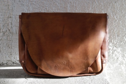 Merit Leather US Mail Bag Leather 1968