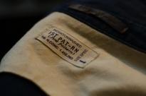 Lanza Jacket 1st Pat-rn indigo selvage denim 3