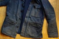 Lanza Jacket 1st Pat-rn indigo selvage denim 8